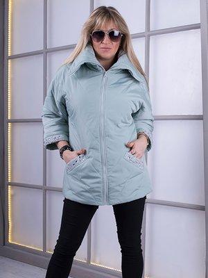 Куртка ментолового цвета | 3000072