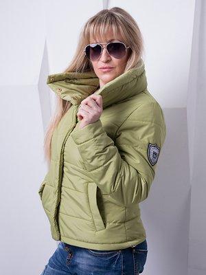 Куртка фисташкового цвета | 3036648