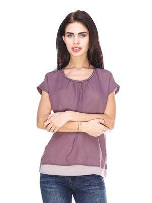 Блуза фиолетовая | 3029895