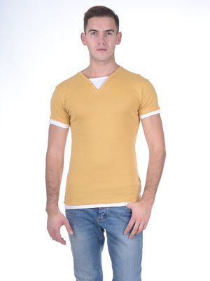 Футболка жовта | 3038602