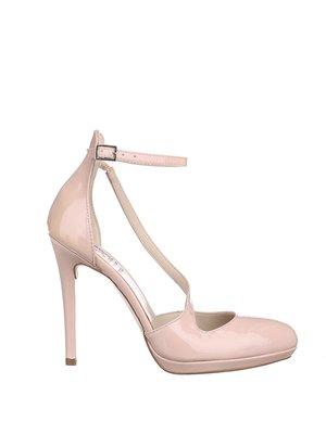 Туфлі пудрового кольору   3042367
