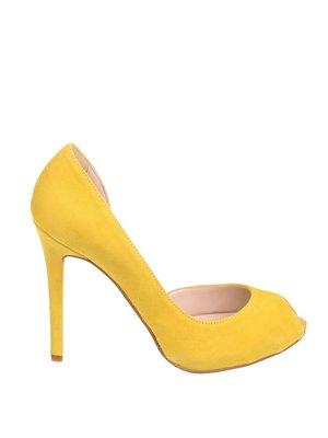 Туфли желтые | 3042389