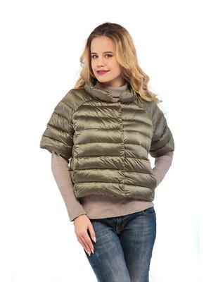 Куртка цвета хаки | 3043014