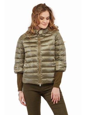 Куртка цвета хаки | 3043183