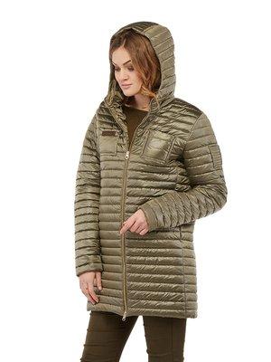 Куртка цвета хаки | 3043204