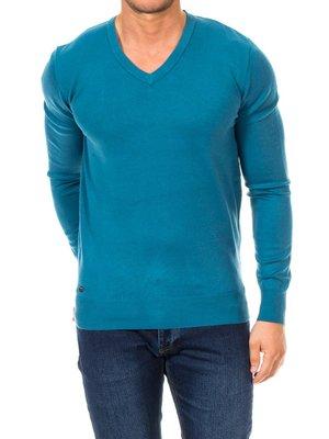 Пуловер бирюзовый   3041353