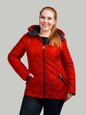 Куртка червона | 3046463