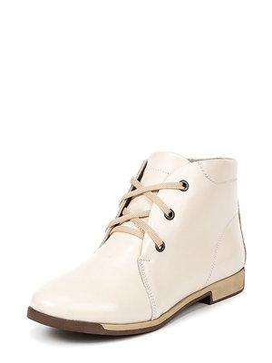 Ботинки бежевые | 3049851
