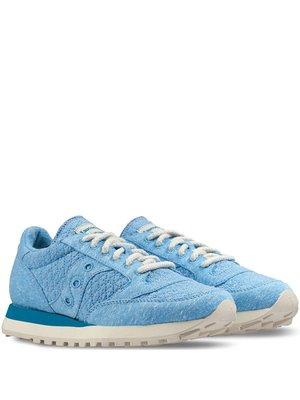 Кросівки блакитні Jazz O Quilted | 3046977
