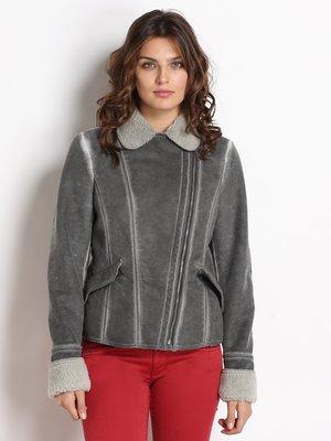Куртка сіра | 2308007