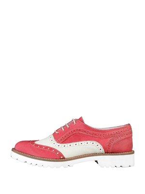 Туфли красно-белые | 2443954