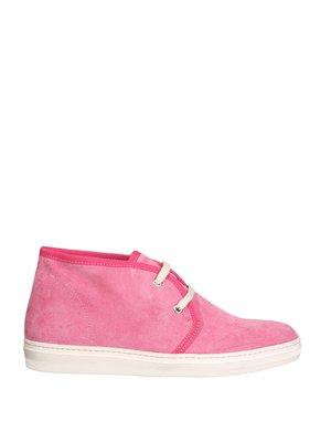 Ботинки розовые | 2621150