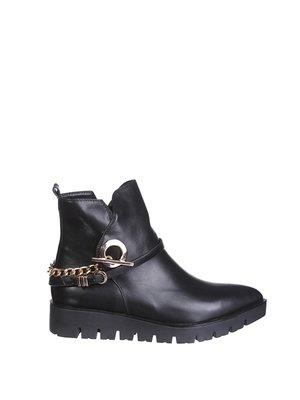 Ботинки черные | 2691942