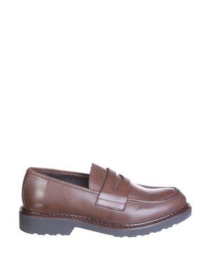 Туфли коричневые | 2759847