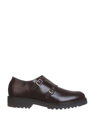 Туфли коричневые | 2907205