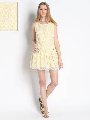 Платье желтое | 3067009