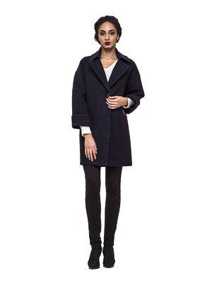 Пальто темно-синее - Victoria Bloom - 3069278