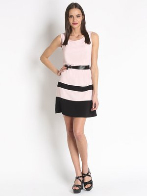 Сукня розово-чорна | 3073206