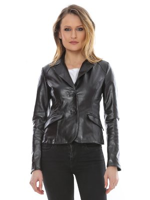 Куртка чорна | 1315275