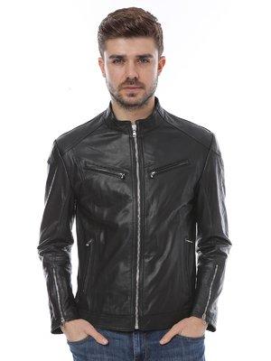 Куртка чорна | 1315316