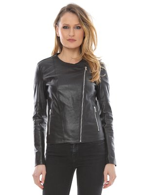Куртка чорна | 2645914