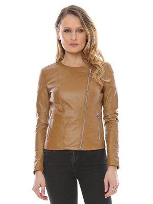 Куртка коричнева | 2645922