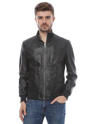Куртка чорна | 2646184