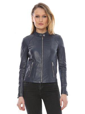 Куртка темно-синя | 3010740