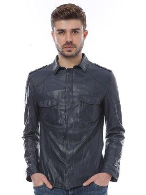 Куртка темно-синя | 3010785