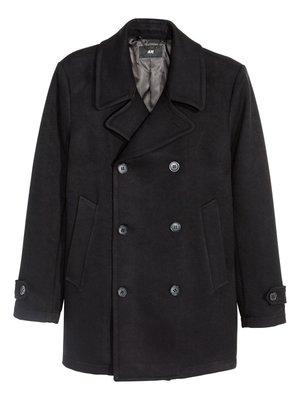 Пальто черное | 3086621