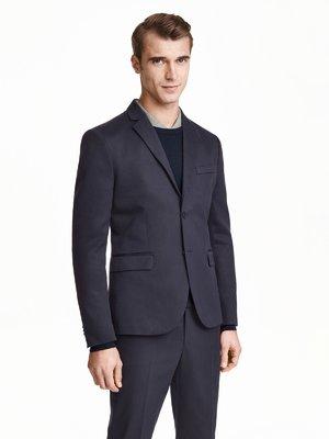 Піджак темно-синій | 3086638