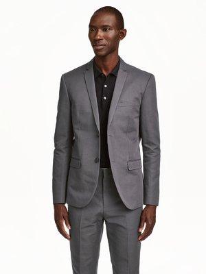 Пиджак серый | 3086726
