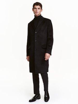 Пальто черное | 3086867