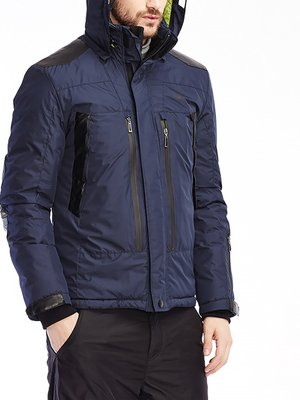 Куртка синя | 3086965