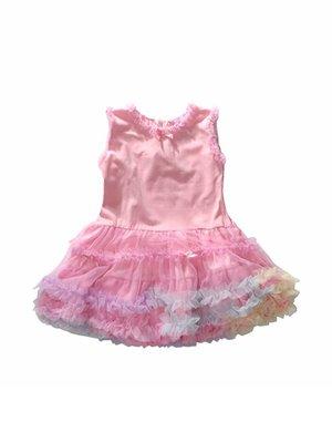 Платье розовое | 3088106