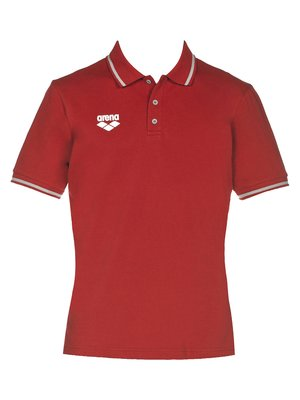 Футболка-поло красная | 3084515