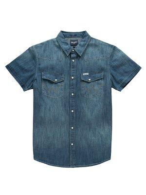 Сорочка синя - Wrangler - 3088416