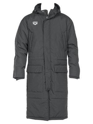 Куртка цвета асфальта | 3084134