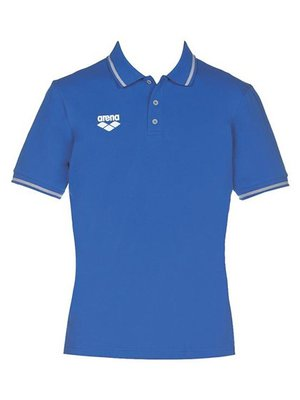 Футболка-поло синяя | 3084518
