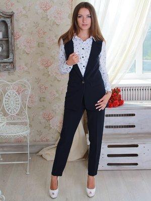 Костюм: жилет и брюки | 3090497