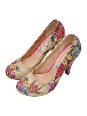 Туфли в принт | 3081069
