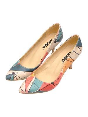 Туфли в принт | 3081083