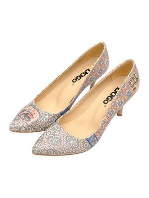 Туфли в принт | 3081085