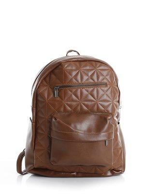 Рюкзак коричневий | 3089200