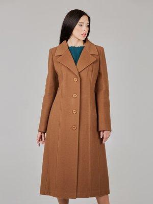 Пальто рыжего цвета | 2652541