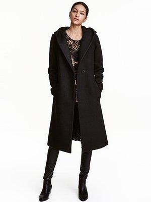 Пальто черное | 3095606