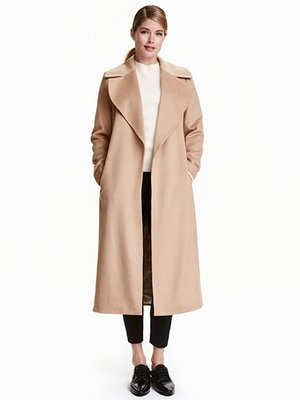 Пальто светло-коричневое | 3095856
