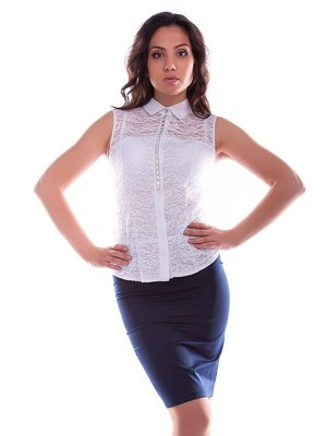 Блуза біла   3059323
