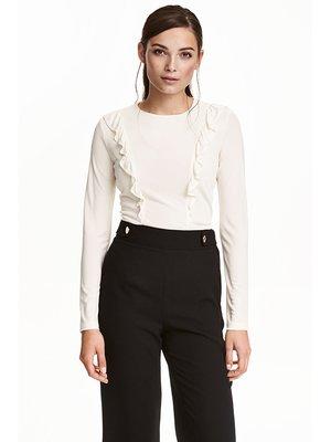 Блуза белая | 3082328