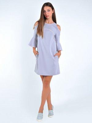 Сукня сіра | 3100722